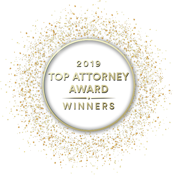 2019 Top Criminal Defense Attorney Award